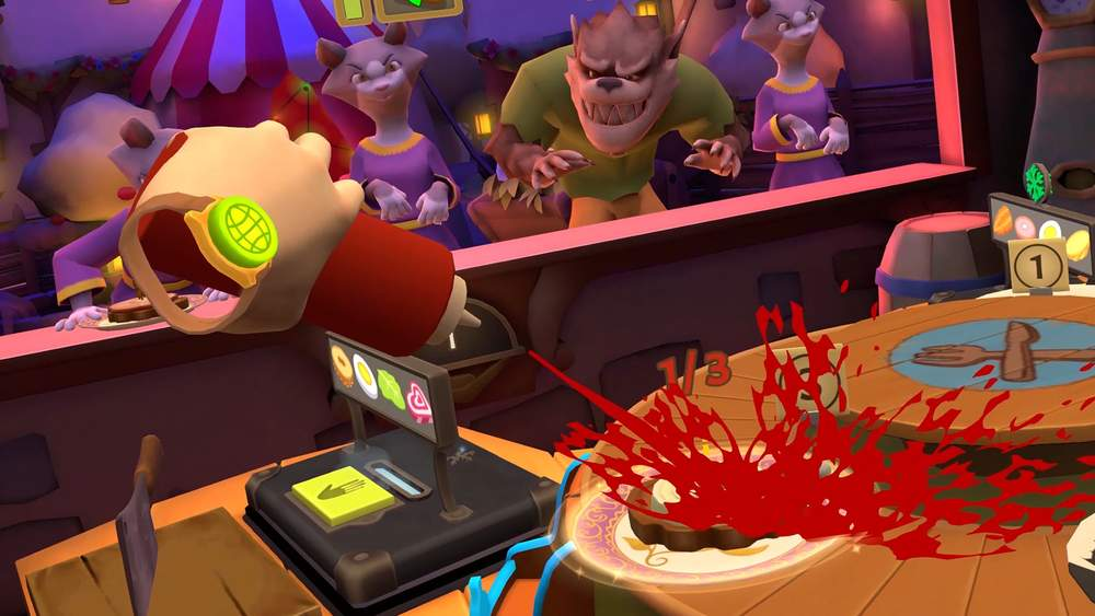 Oculus Quest 游戏《Cook-Out: A Sandwich Tale》快乐厨房插图(3)
