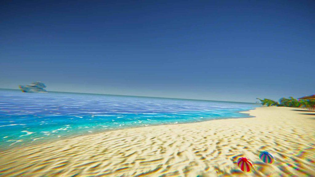 Oculus Quest 游戏《Beach VR Experience》阳光沙滩插图(1)