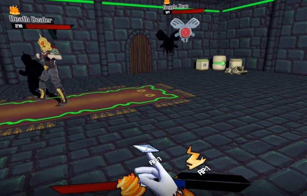 Oculus Quest 游戏《Arcaxer Pre-Release》安东尼插图(2)