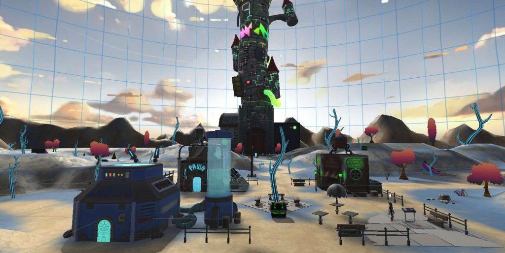 Oculus Quest 游戏《Arcaxer Pre-Release》安东尼插图(3)