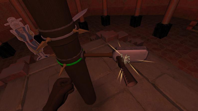 Oculus Quest 游戏《Crazy Kung Fu》疯狂功夫训练插图