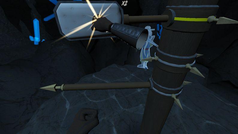 Oculus Quest 游戏《Crazy Kung Fu》疯狂功夫训练插图(1)