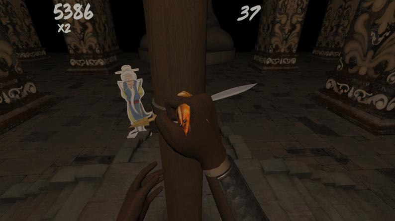 Oculus Quest 游戏《Crazy Kung Fu》疯狂功夫训练插图(3)