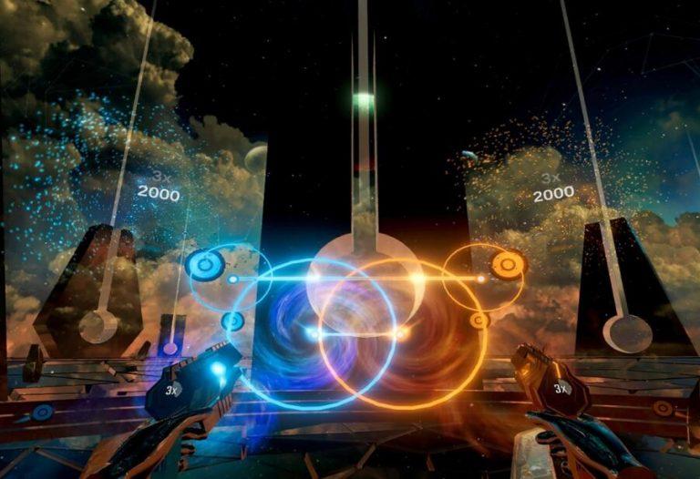Oculus Quest版《Audica》奥迪卡