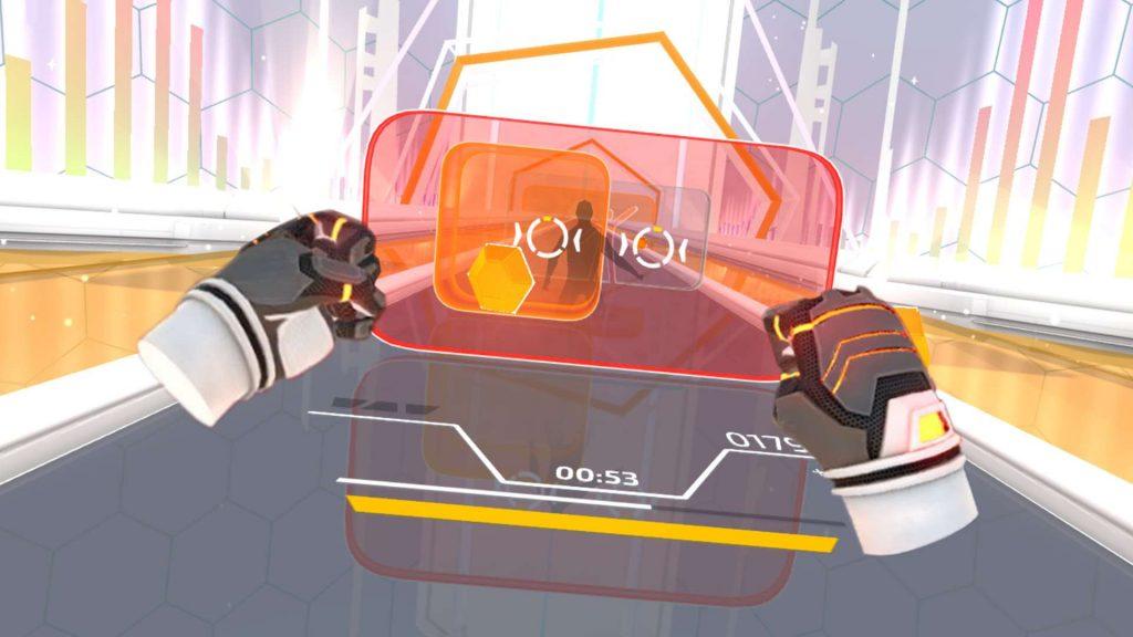 Oculus Quest 游戏《OhShape》墙来了!插图