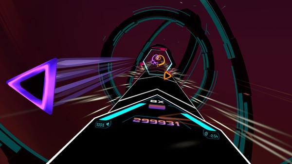 Oculus Quest版《Audio Trip》音频之旅