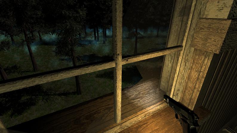 Oculus Quest版The Blood Eclipse血蚀