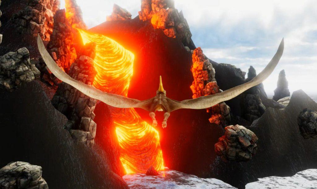 Oculus Quest游戏《Pteranodon's Flight: The Flying Dinosaur Game》翼龙的飞行:飞行恐龙游戏插图(1)