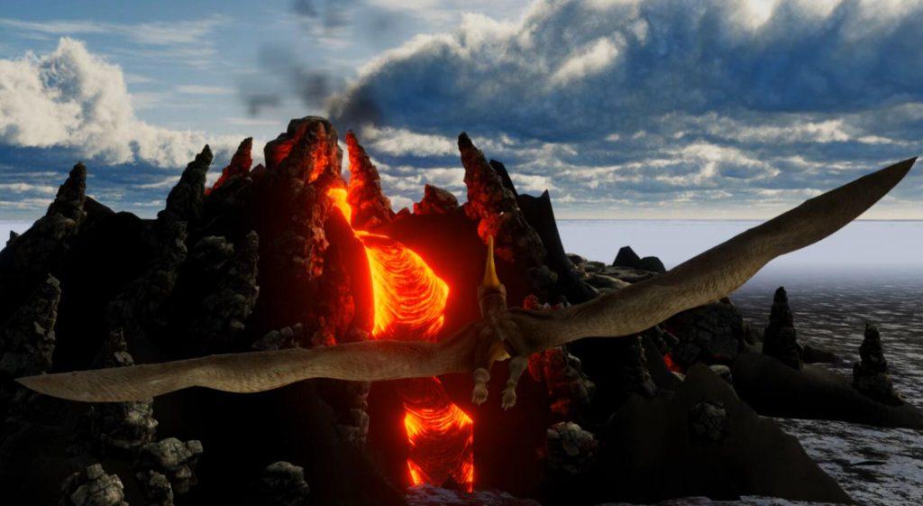 Oculus Quest游戏《Pteranodon's Flight: The Flying Dinosaur Game》翼龙的飞行:飞行恐龙游戏插图(2)