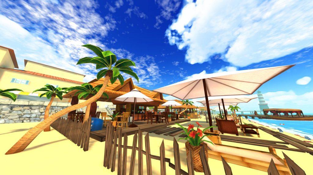 Oculus Quest游戏《The Island Odyssey!Hi Spec》虚拟岛屿插图(1)