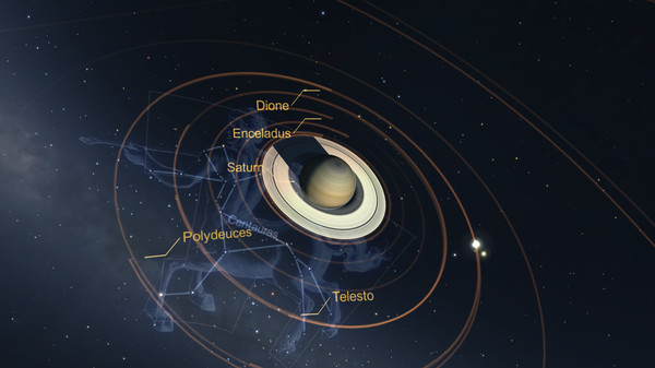 Oculus Quest 游戏《Star Chart》虚拟天文馆插图