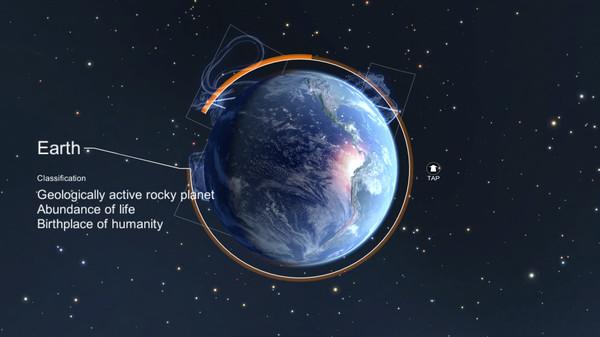 Oculus Quest 游戏《Star Chart》虚拟天文馆插图(1)