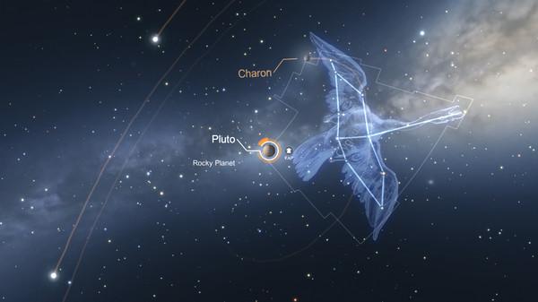 Oculus Quest 游戏《Star Chart》虚拟天文馆插图(2)