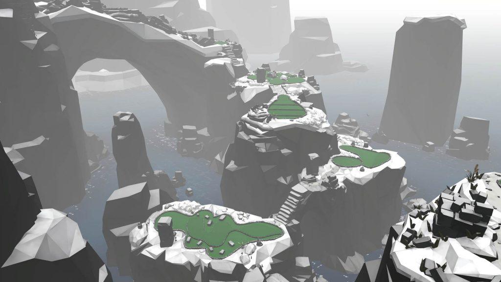 新版Oculus Quest 游戏《Walkabout Mini Golf》 迷你高尔夫VR游戏下载