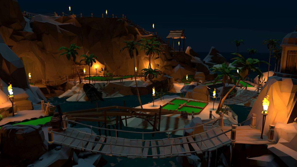 Oculus Quest 游戏《Walkabout Mini Golf》迷你高尔夫插图(3)