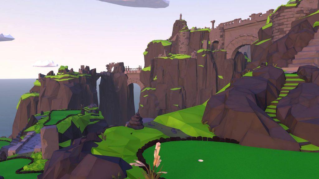 Oculus Quest 游戏《Walkabout Mini Golf》迷你高尔夫插图(4)