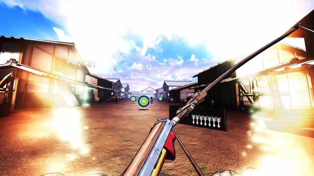 Oculus Quest 游戏《BOW MAN》弓箭手插图(2)