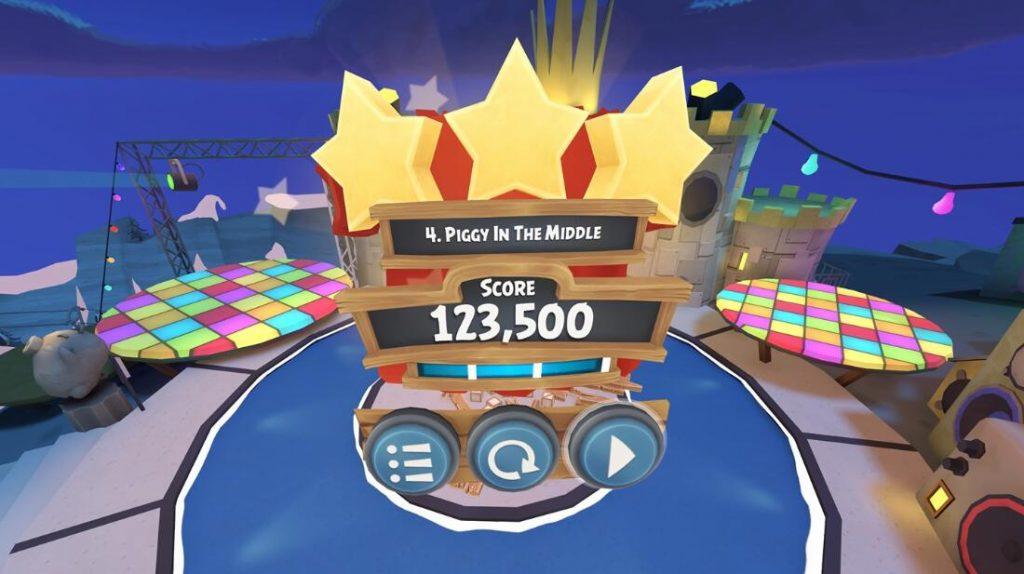 Oculus Quest 游戏《Angry Birds VR: Isle of Pigs》愤怒的小鸟VR:猪岛插图