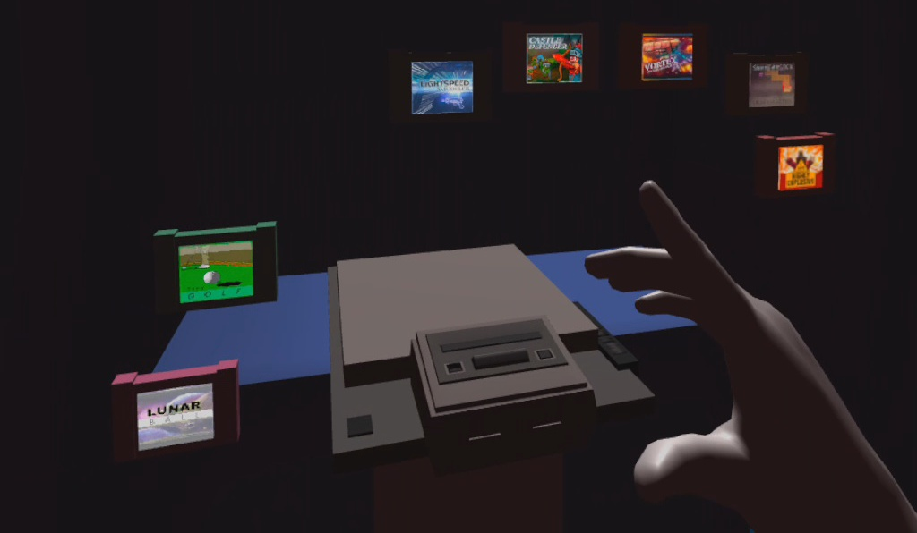 Oculus Quest 游戏《Custom Home Arcade Mapper》房间编辑器插图(4)