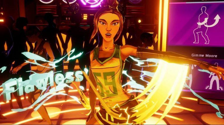 Oculus Quest版《Dance Central》跳舞游戏
