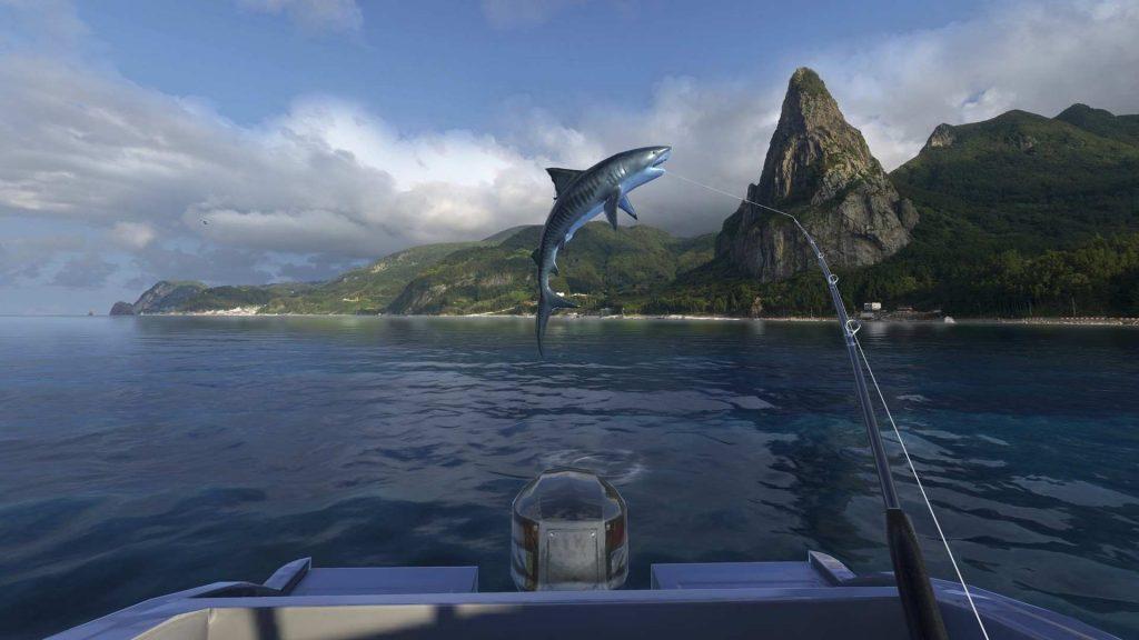 Oculus Quest 游戏《Real VR Fishing》真实钓鱼插图(3)