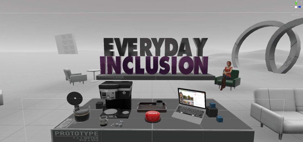 Oculus Quest 应用《Everyday Inclusion – An Interactive》互动之旅插图(2)