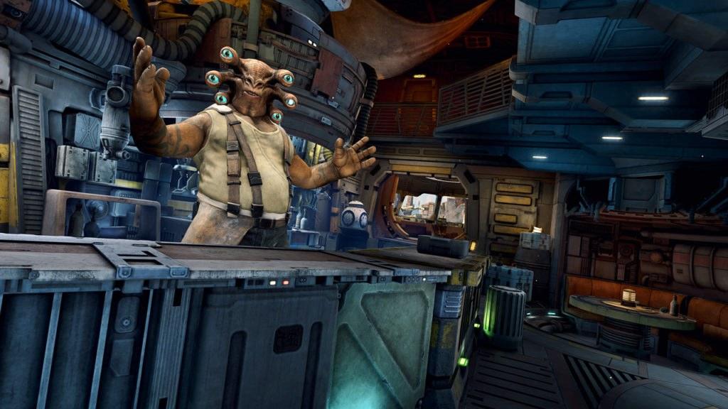 Oculus Quest 游戏《Star Wars:Tales from the Galaxy's Edge》星球大战:银河边缘的故事插图(1)