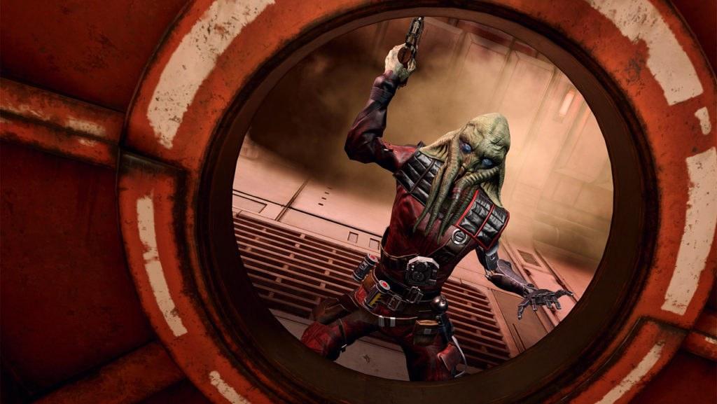 Oculus Quest 游戏《Star Wars:Tales from the Galaxy's Edge》星球大战:银河边缘的故事插图(3)