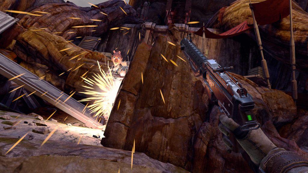 Oculus Quest 游戏《Star Wars:Tales from the Galaxy's Edge》星球大战:银河边缘的故事插图(4)