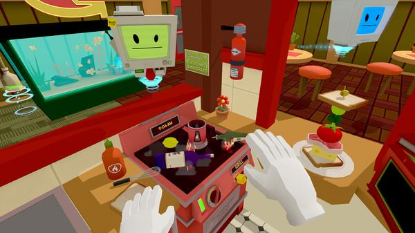 Oculus Quest 游戏《Job Simulator》工作模拟器插图