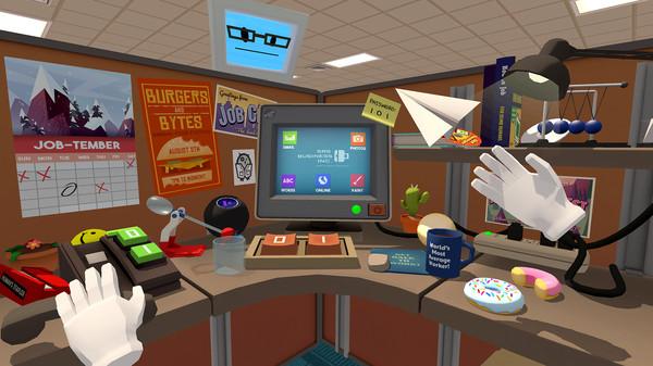 Oculus Quest 游戏《Job Simulator》工作模拟器插图(3)