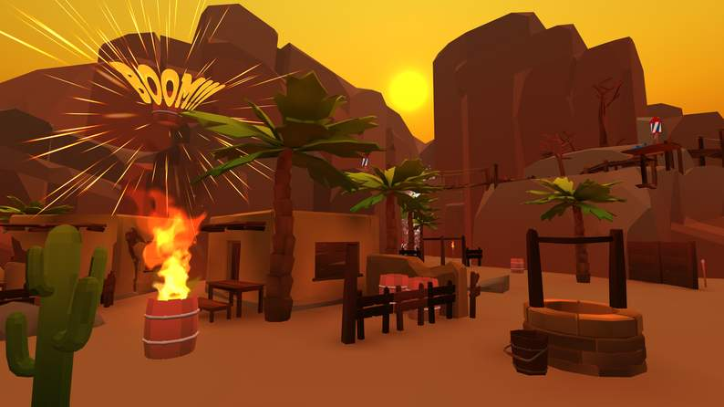 Oculus Quest游戏《Fireworks & Chill VR》烟花插图(1)