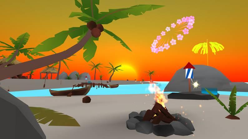 Oculus Quest游戏《Fireworks & Chill VR》烟花插图(3)