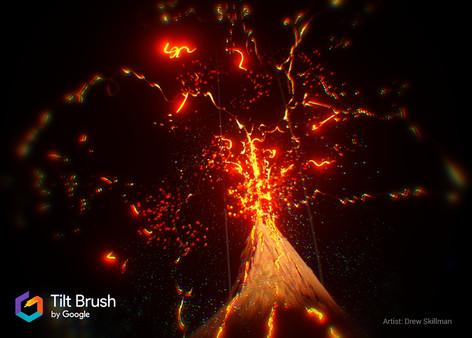 Oculus Quest 游戏《Tilt Brush》倾斜的刷子(谷歌绘画)插图