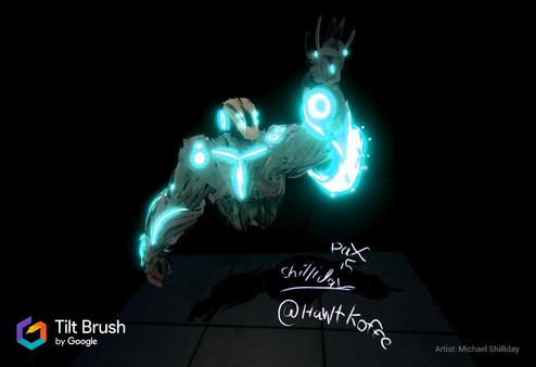 Oculus Quest 游戏《Tilt Brush》倾斜的刷子(谷歌绘画)插图(2)