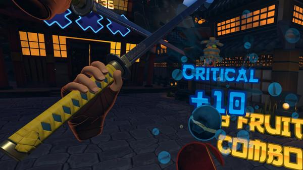 Oculus Quest 游戏《Fruit Ninja VR》切水果&水果忍者插图