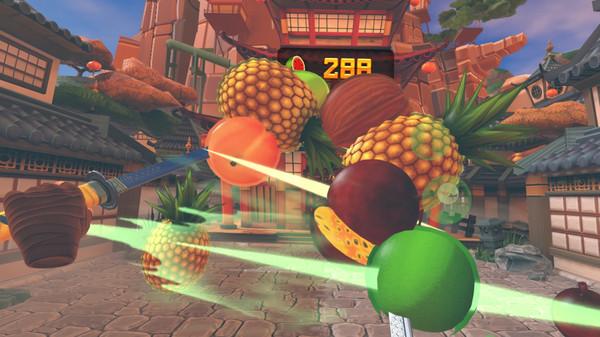 Oculus Quest 游戏《Fruit Ninja VR》切水果&水果忍者插图(2)