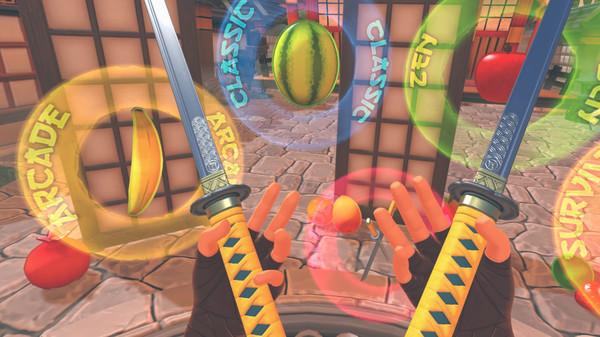 Oculus Quest 游戏《Fruit Ninja VR》切水果&水果忍者插图(3)