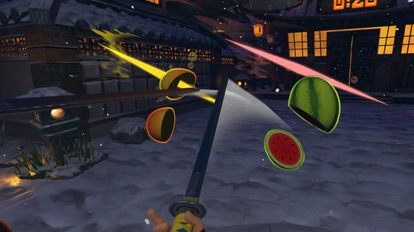Oculus Quest 游戏《Fruit Ninja VR》切水果&水果忍者插图(4)