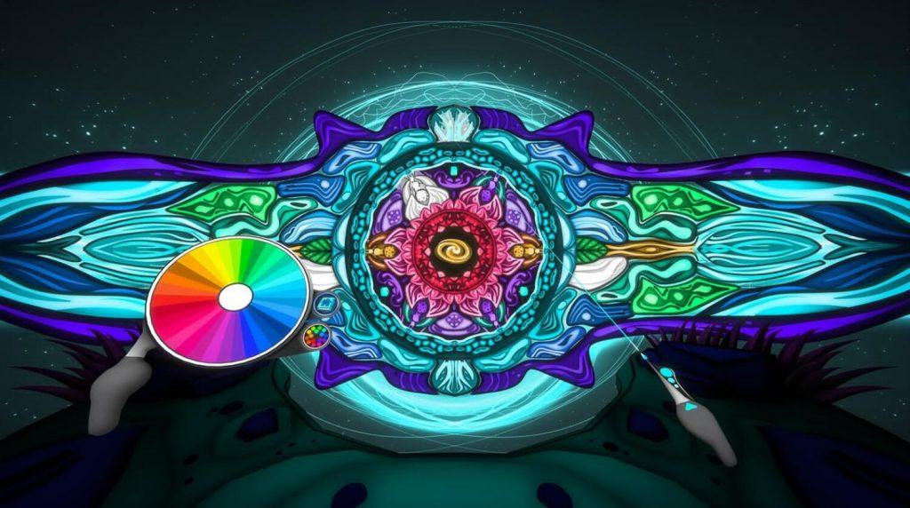 Oculus Quest 游戏《Color Space》色彩空间插图