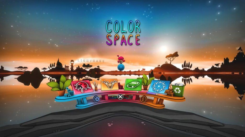 Oculus Quest 游戏《Color Space》色彩空间插图(1)
