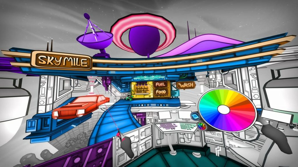 Oculus Quest 游戏《Color Space》色彩空间插图(2)