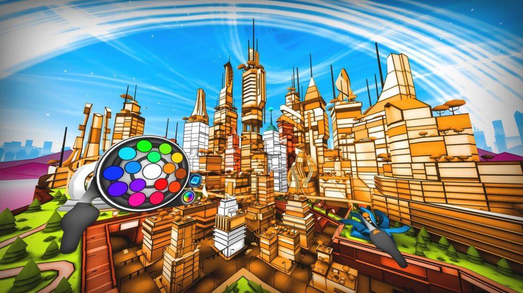 Oculus Quest 游戏《Color Space》色彩空间插图(4)