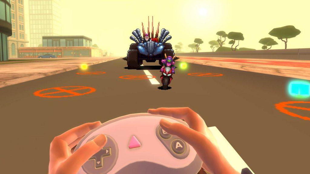 Oculus Quest 游戏《Pixel Ripped 1995》电子像素(怀旧模拟游戏)插图(4)