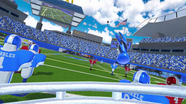 Oculus Quest 游戏《2MD: VR Football Unleashed》橄榄球插图