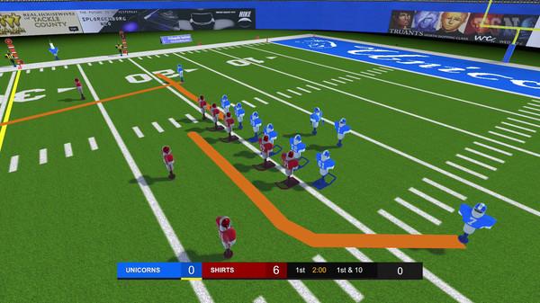 Oculus Quest 游戏《2MD: VR Football Unleashed》橄榄球插图(4)