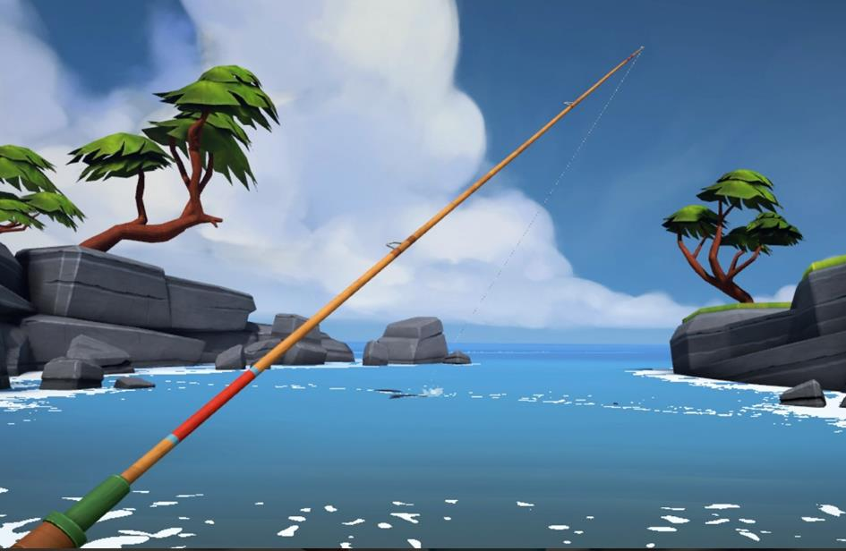 Oculus Quest 游戏《Raccoon Lagoon》浣熊湖插图