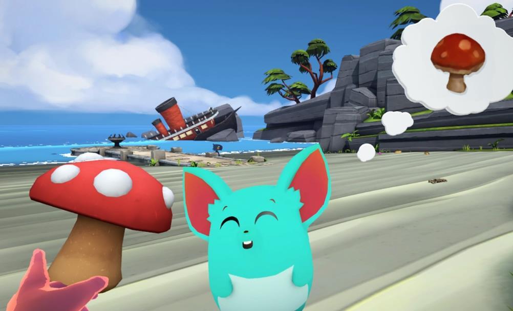 Oculus Quest 游戏《Raccoon Lagoon》浣熊湖插图(1)