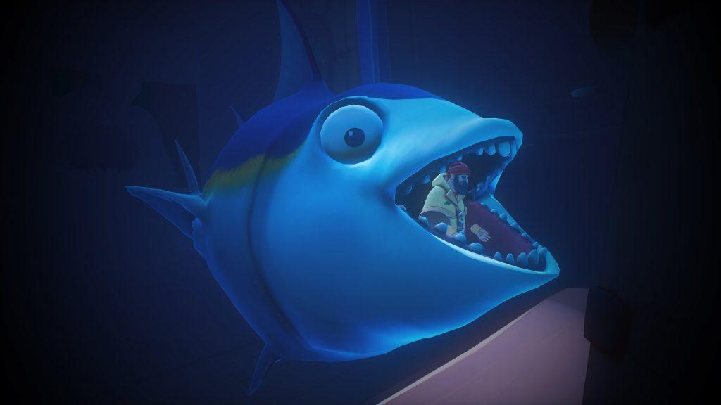 Oculus Quest 游戏《A Fisherman's Tale》渔夫的故事插图