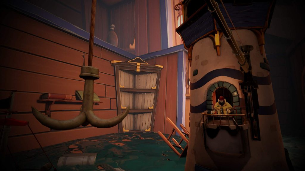 Oculus Quest 游戏《A Fisherman's Tale》渔夫的故事插图(1)